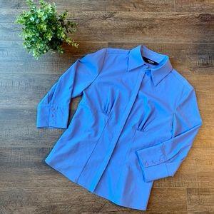 Express button down stretch shirt